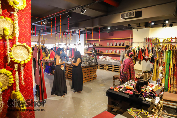 A Curated Navratri Fashion Pop-up by Weekend Window