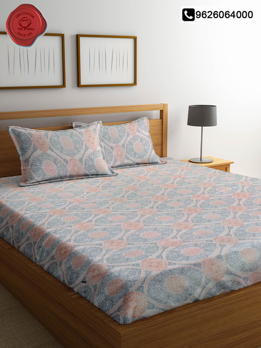 Flat 50% OFF on Bedsheets till 29 Sep by Victoria Bedding
