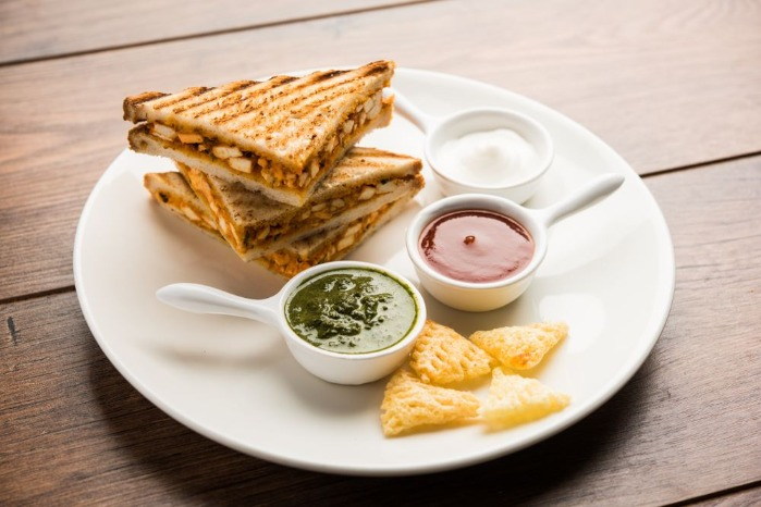 Amazing sandwiches starting from Rs. 20/- - Sandwich Box