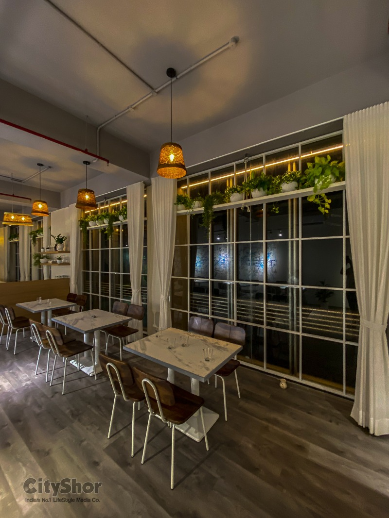 The best food joint of 2020 in Ahmedabad- Prelude