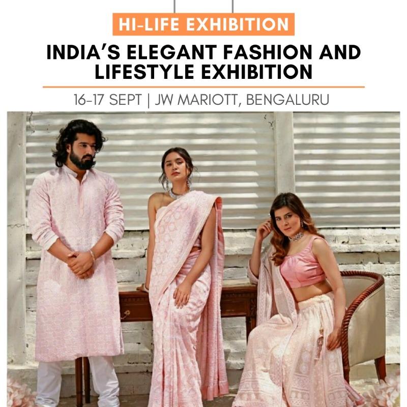 India's elegant fashion and lifestyle exhibition