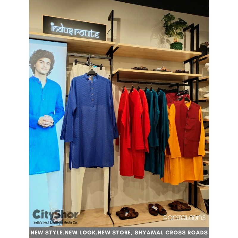Pantaloons Now Open on Shyamal crossroads