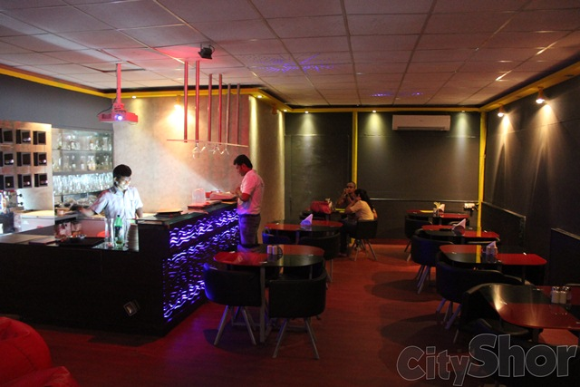 Just Hangout Cafe Ahmedabad