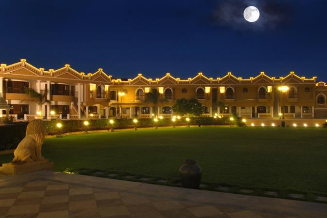 Heritage Khirasara Palace