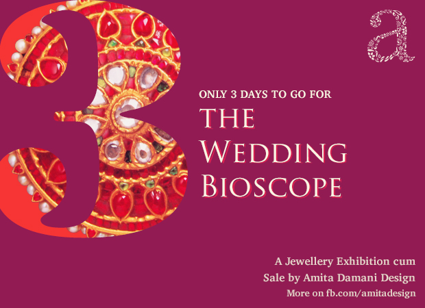 Only 3 Days to go for The Wedding Bioscope
