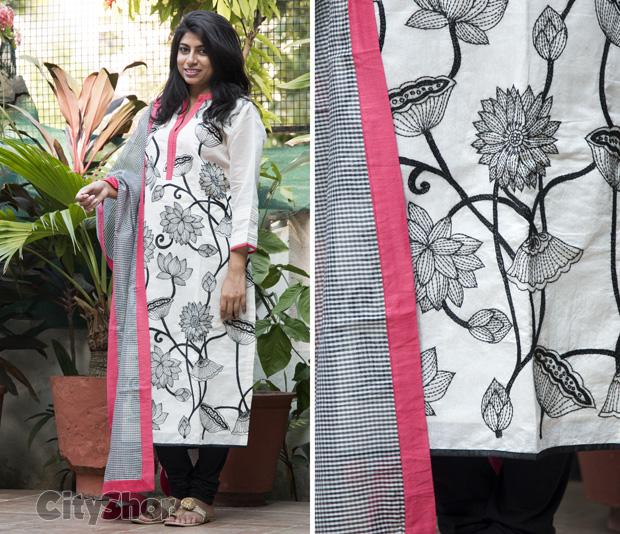 Fashion Exhibition by Anuja, Vama & Karishma