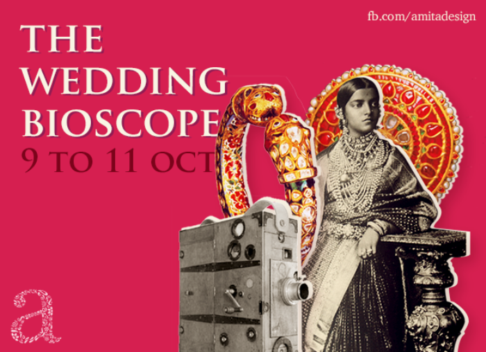 """5 Reasons """"The Wedding Bioscope"""" is a must visit. Kickstarting today."""