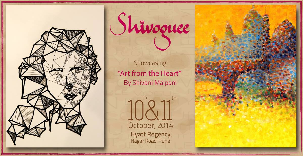 Happy People Making Happy Art Only at Shivoguee Only For Today