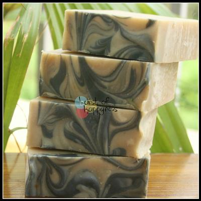 The Au Naturel Soap Opera: Veganized Bespoke Soaps Only From burstofhappyness.in