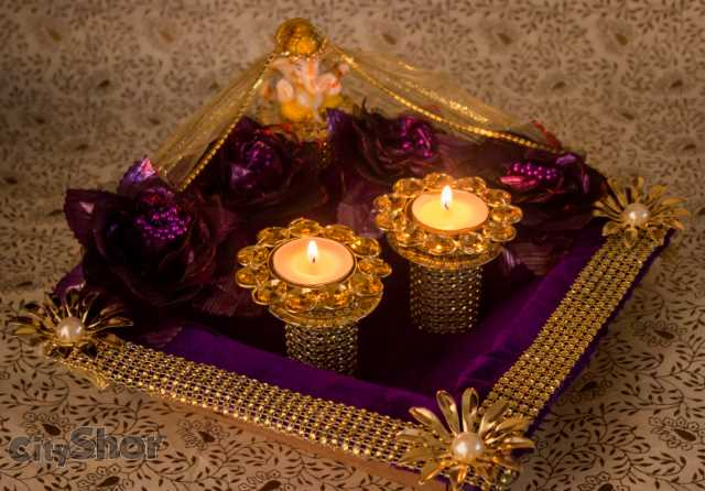 Customised Gifting Galore: Decorative Handcrafted Baskets and Thalis by Ark Rana