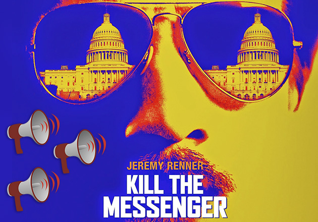 Kill The Messenger: Movie Review