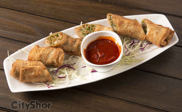 Asian Cuisine at Philotes