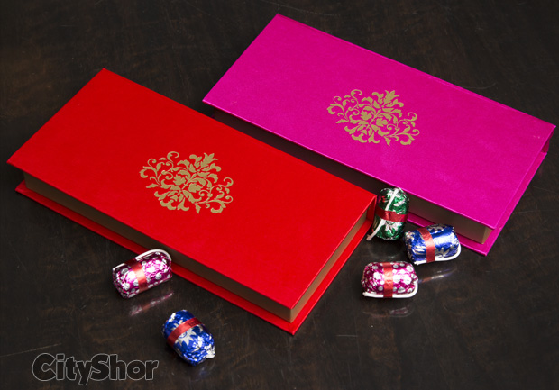 Scrumptious Chocolate Gift Packages by Turquoise Villa