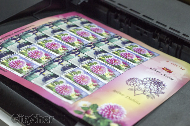 My Stamp: Get your Official Personalized Stamp