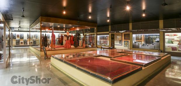 Witness Gujarat's Heritage at Shreyas Folk Museum