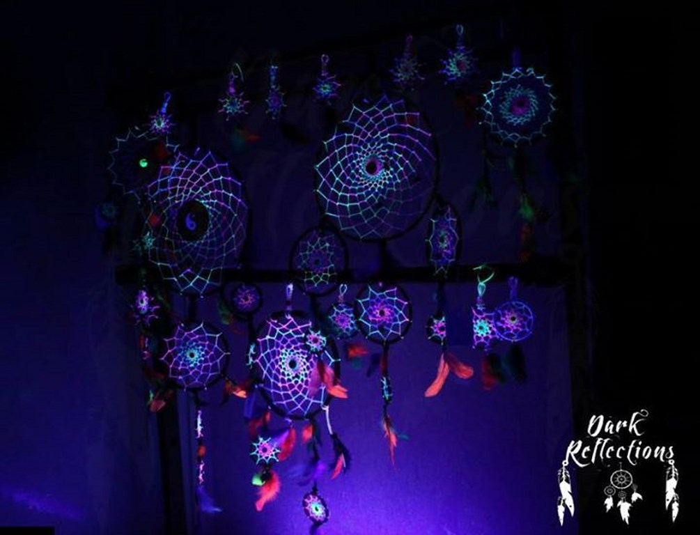 Trick '&' Treat This Halloween with Neon Dreamcatchers Only at Dark Reflections