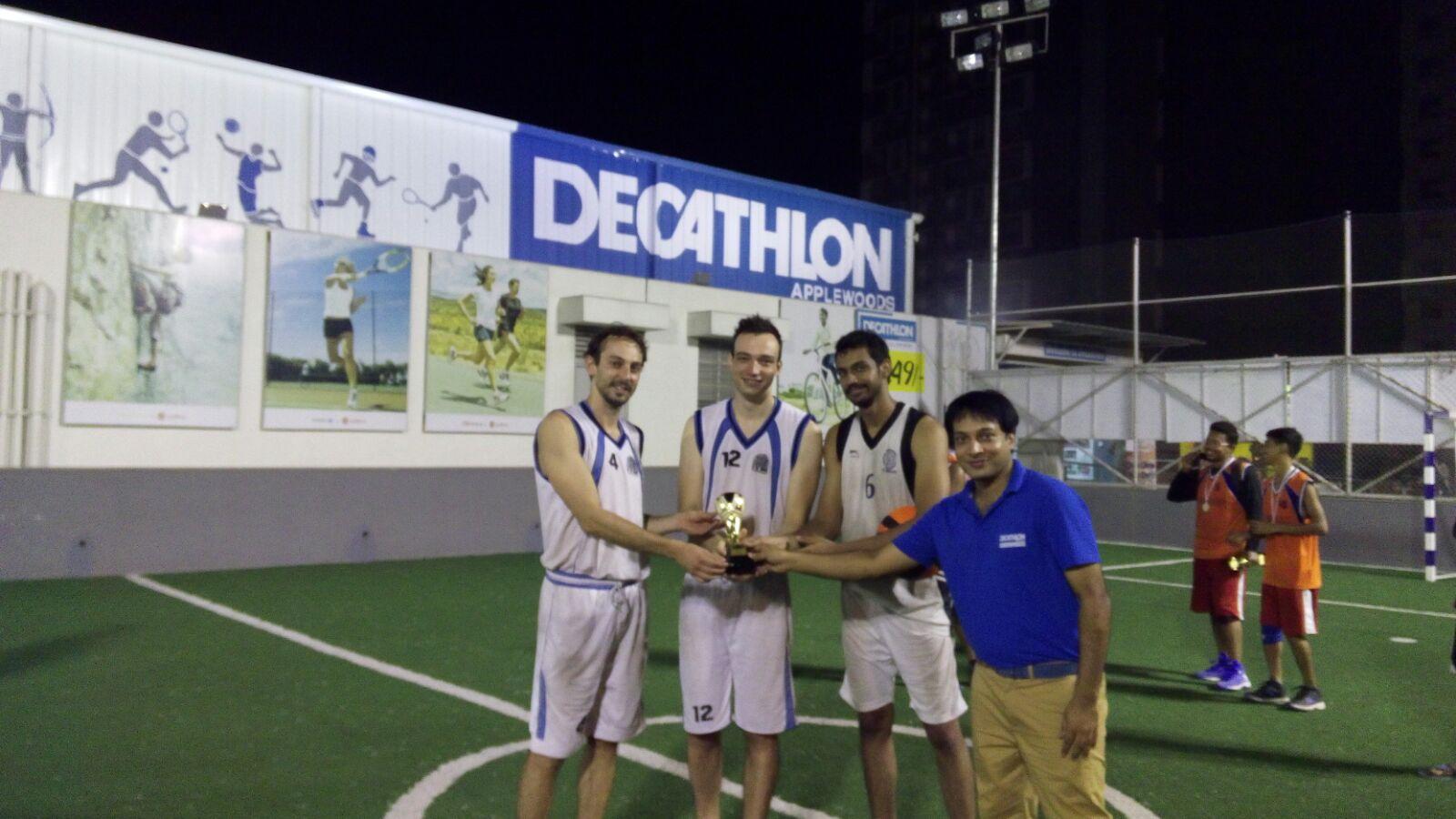 Decathlon's Event starts Tomorrow!