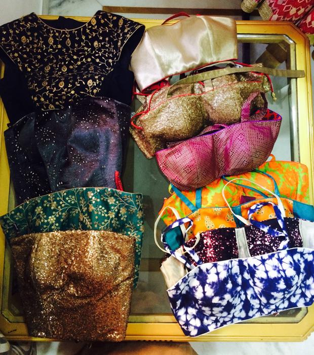 Exceptional Navratri Wear Exhibition by BABULKAR'S