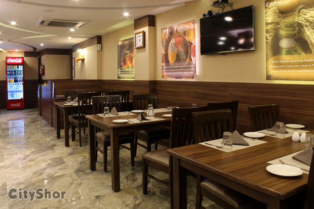 Indulge in a Top-Notch meal at PONCHIES