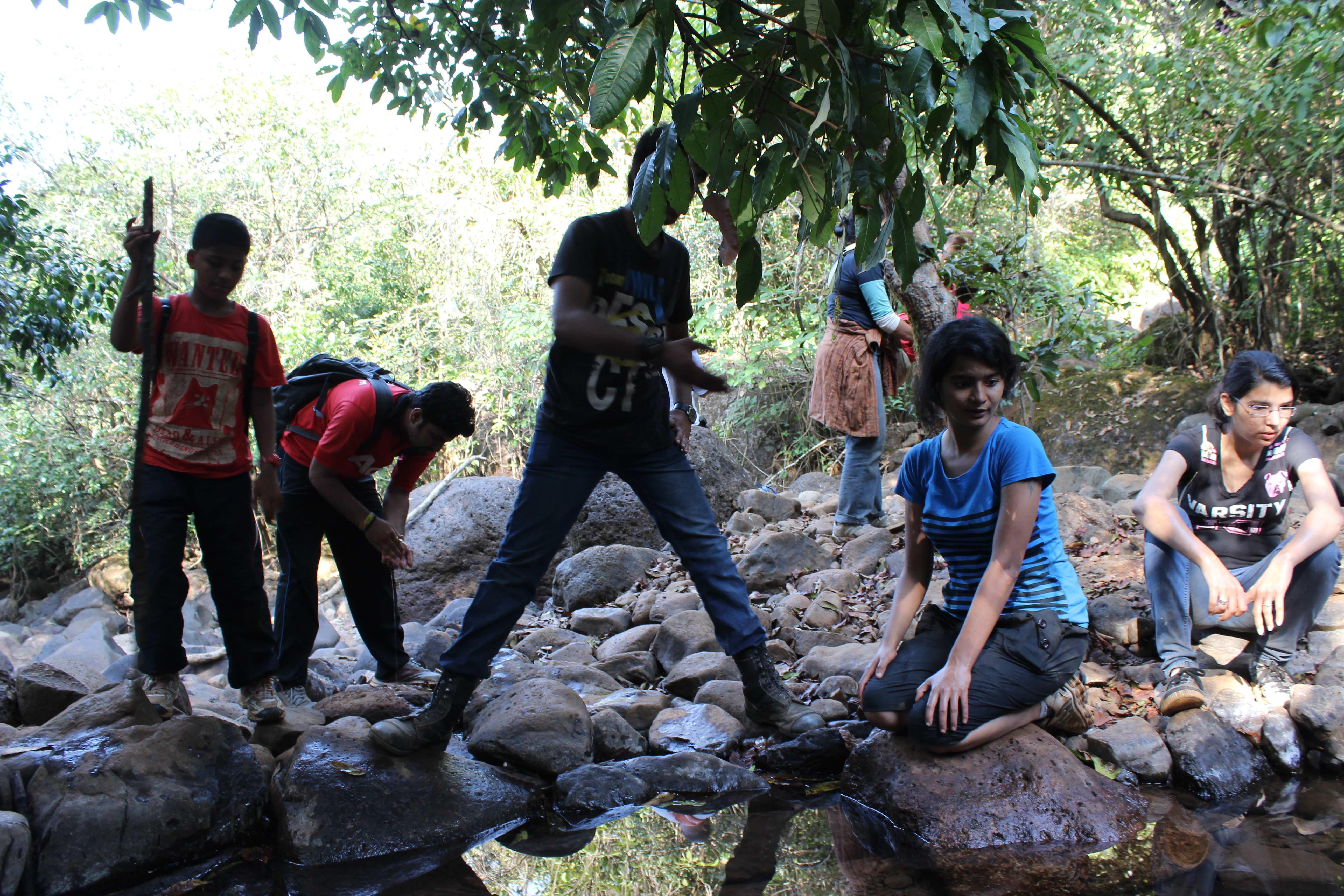 Discovering Kaas lake-side and Vasota Jungle Trek