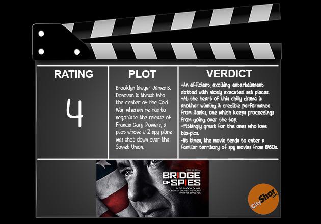 Movie Review - Bridge of Spies