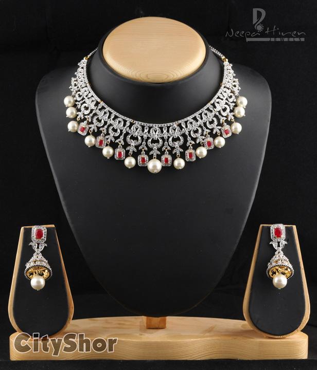 Exquisite Wedding Jewellery by NEEPA HIREN JEWELS
