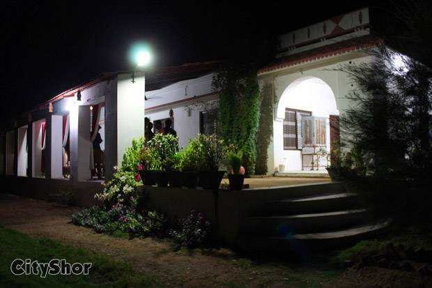 Make your way down to The Country Retreat Farmstay, Ranakpur