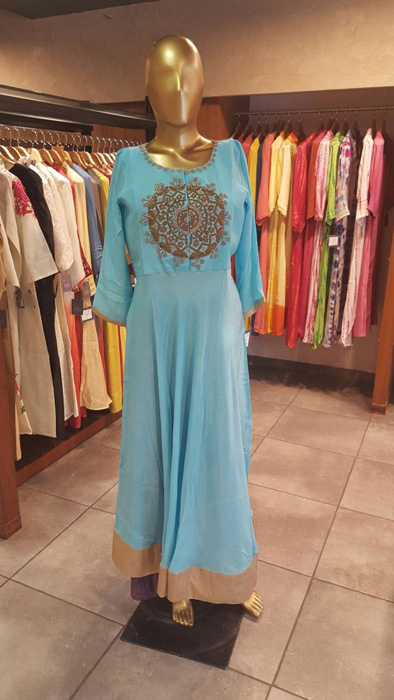 Witness a gorgeous collection by INDRA DESIGNER WEAR