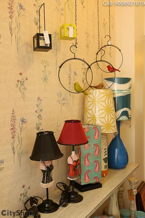 Splurge in zany home decor ideas at The Chalk Boutique