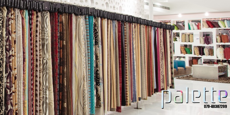 Flat 20% Discount on Fabrics at PALETTE