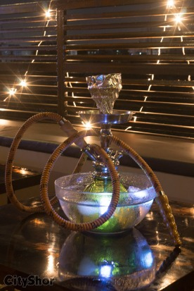 Exclusive Hookah Flavours beneath the stars