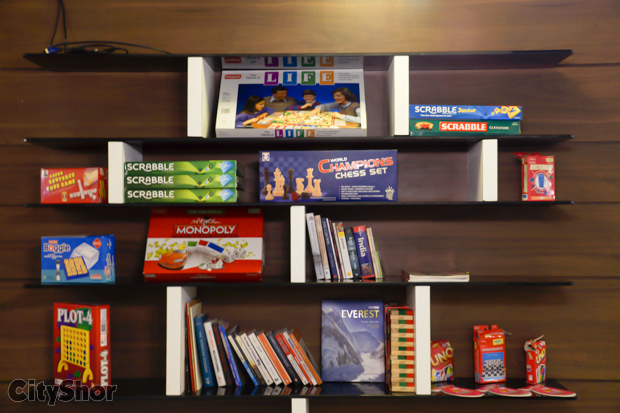 SCRABBLE - The Newly Opened Cafe Awaits your visit!