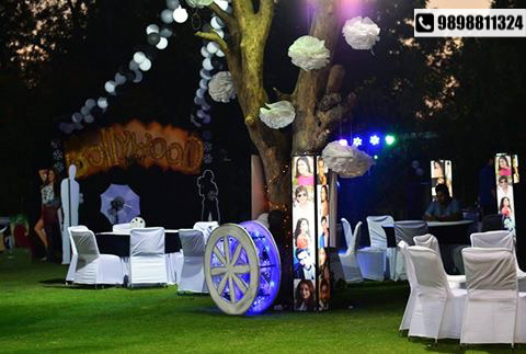 Transform your event into memories with RAINAA