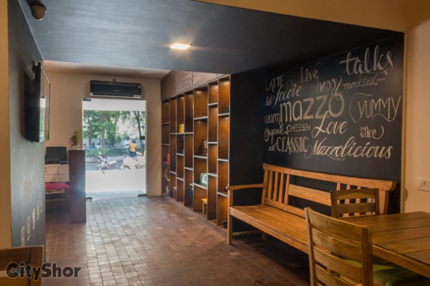 Mazzo, the world cafe - THE MUST VISIT PLACE