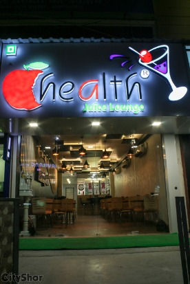 The widest array of juices in the city - HEALTH JUICE LOUNGE