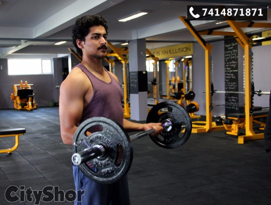 The most happening Fitness Studio in Jaipur!