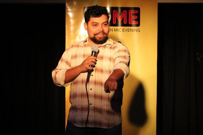 Pune's Largest Stand Up Comedy Open Mic at The Wassup Flea