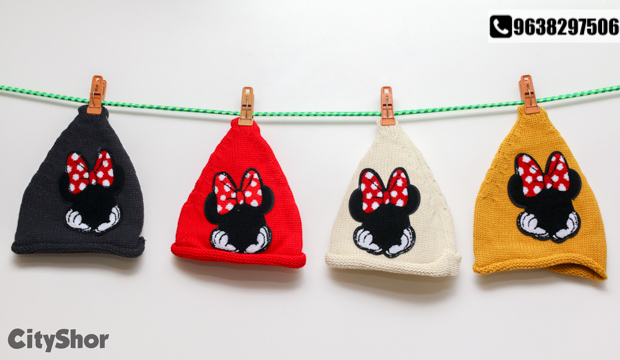 All new range of accessories for kids by KIDDIK