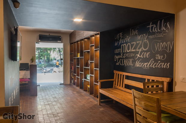 Mazzo Global Cafe : The food you will never get bored of!