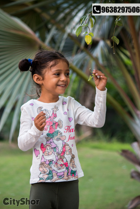 Trendy wear for your lil' champs by KIDDIK