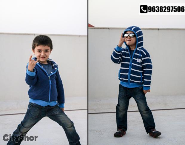 Kiddik's Most Stylish Kids Wear Exhibition starts tomorrow