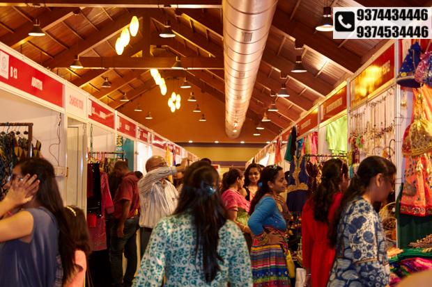 Best fashion stop this season: Grand Diwali Mela-K K Events