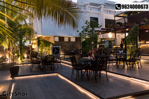 Enchanting ambiance and flavoursome Hookah at Amnesia