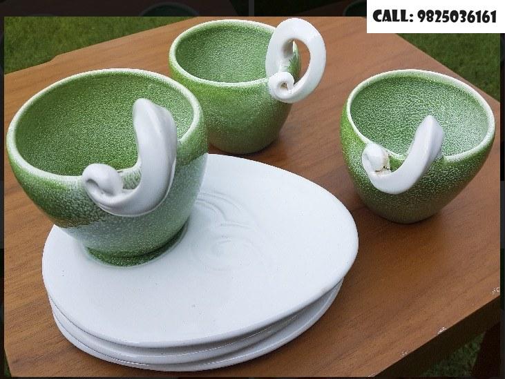 Breathtaking Ceramic showcase by Dharini Khambhata