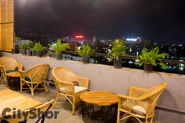 Fresh Beer, Cool Rooftop Ambience & Great Times at Jonky