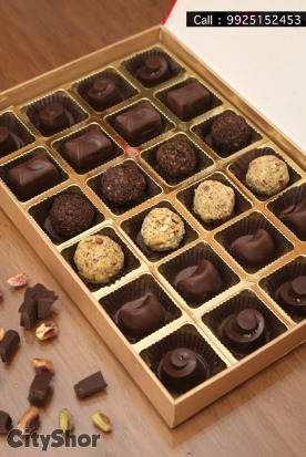 Exclusive Belgian Chocolates & gifts for Diwali @ COCOADRAMA