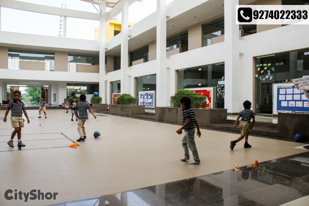 GGIS, the school designed for Young brilliant minds.