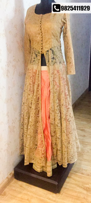 Customized traditional wear this Diwali by NANNIS