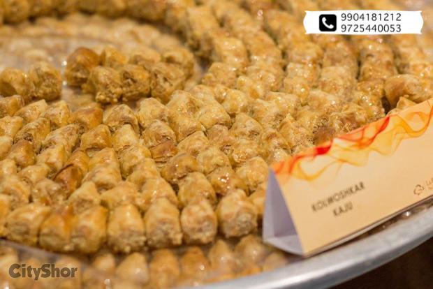 Savour amazing delicacies from Dubai by LA PATISSERIE!