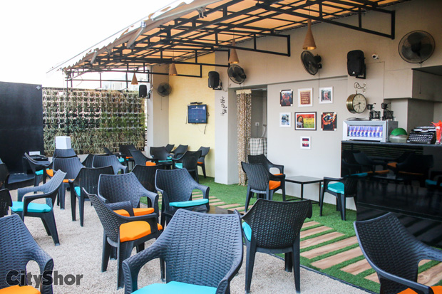 Uncontested hukkah and drinks @ TERRACE LOUNGE